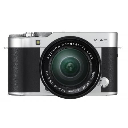 Fujifilm X-A3 Kit (16-50) Silver