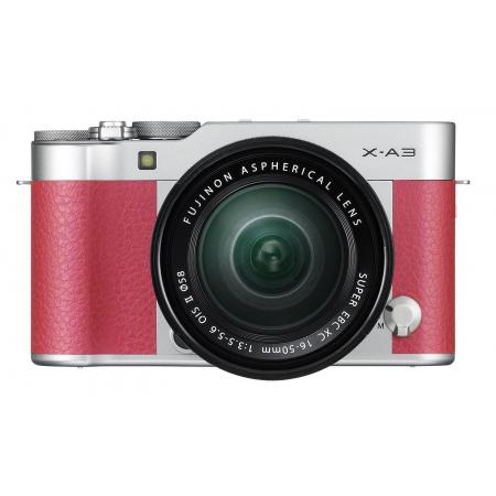 Fujifilm X-A3 Kit (16-50) Pink
