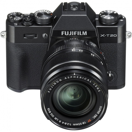 Fujifilm X-T20 Kit (18-55) Black