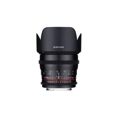 Samyang 50mm T/1.5 AS UMC CINE (Canon)