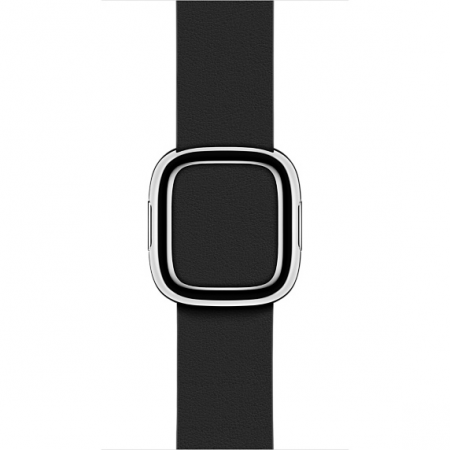 Apple Watch 38mm with Black Modern Buckle (M)