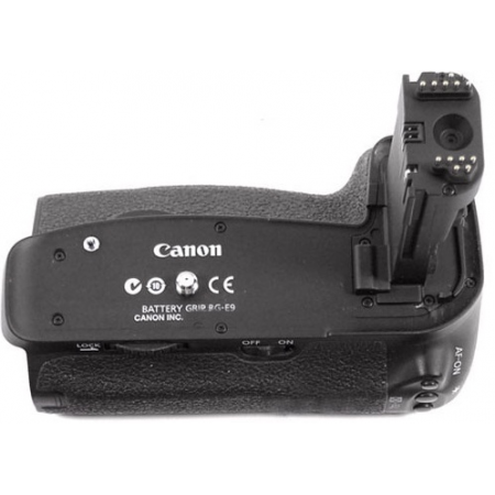 Canon BG-E9 Battery Grip (For 60D)