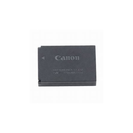 Canon LP-E12 Original Battery (For EOS M)