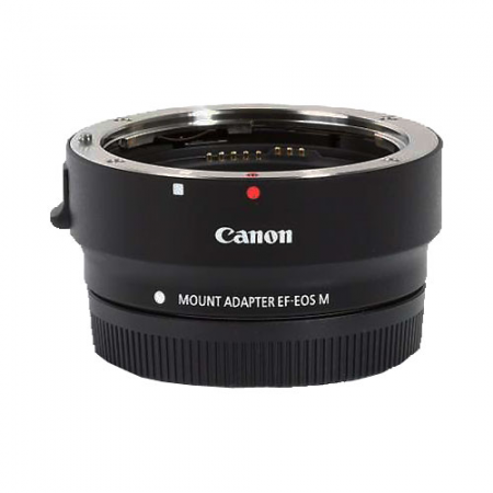 Canon Mount Adapter EOS M(Without Tripod Mount)