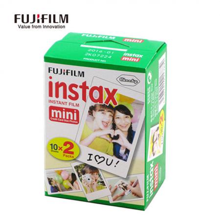 Fuji Instax Film (20 sheets)