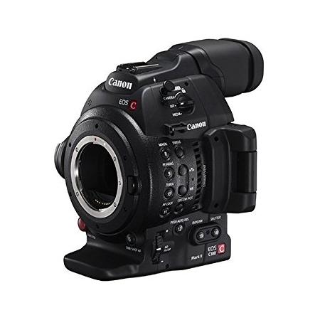 Canon EOS C100 MK II Cinema Camera body (EF)