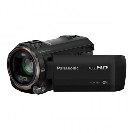 Panasonic HC-V785 HD Camcorder Black