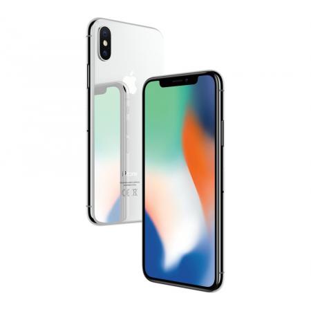 Apple iPhone X 256 G0 Argent