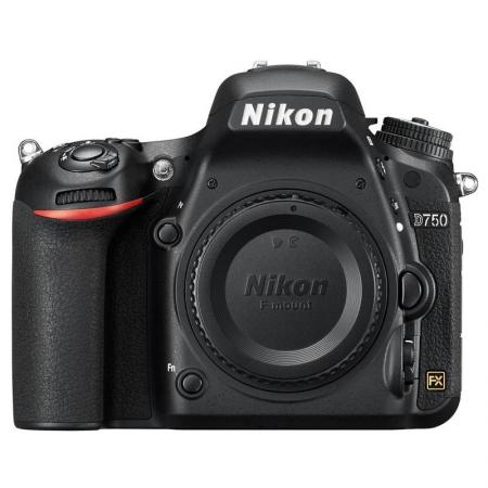 Nikon D750 Boitier nu (Boite de kit)