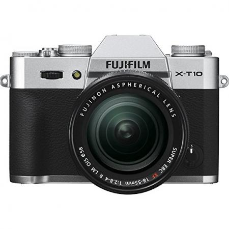 Fujifilm X-T10 Kit (18-55) Argent
