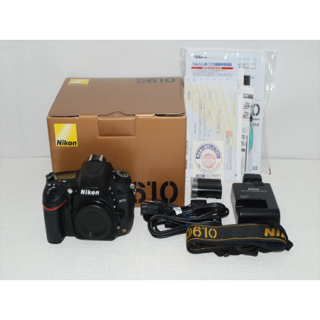 Nikon D610 boitier nu