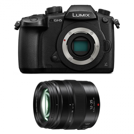 Panasonic Lumix DMC-GH5 kit (12-35 II)