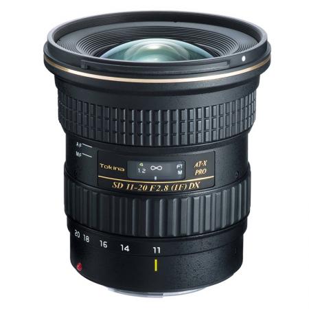 Tokina AT-X 11-20 PRO DX (Canon)
