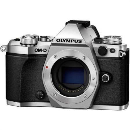 Olympus OM-D E-M5 MK II Body Silver