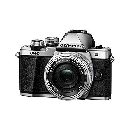 Olympus OM-D E-M5 MK II Body Silver (kit box)