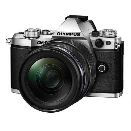 Olympus OM-D E-M5 MK II (12-40) Silver