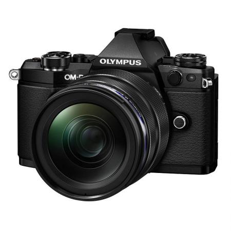 Olympus OM-D E-M5 MK II (12-40) Black