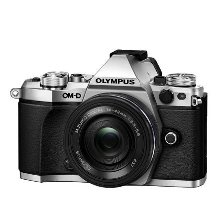 Olympus OM-D E-M5 MK II (14-42) Silver