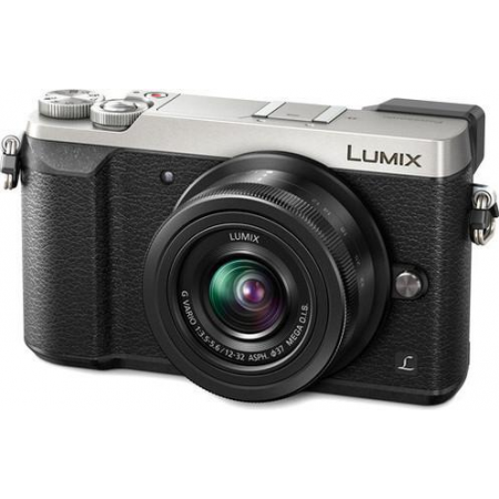 Panasonic Lumix DMC-GF9K Kit (12-32) Silver