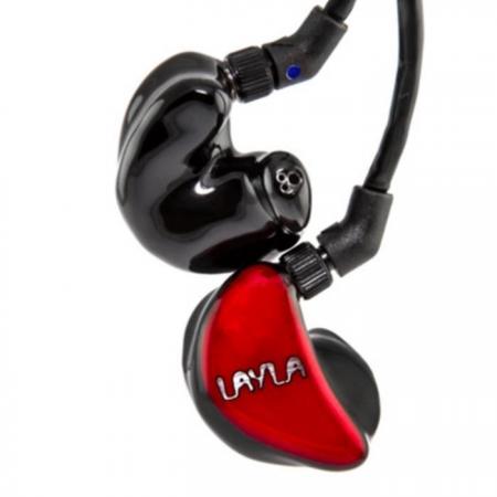 Aurisonics ASG1 Plus In-ear Headphones Black