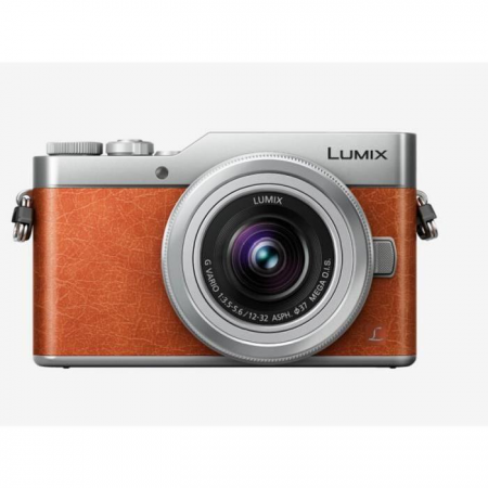 Panasonic Lumix DMC-GF9K Kit (12-32) Orange