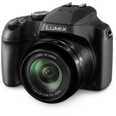 Panasonic Lumix DMC-FZ80 Black