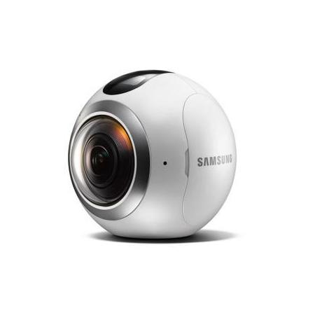 Samsung Gear 360 C200 Camera White