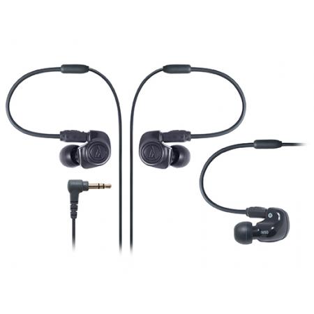 Audio-Technica ATH-LS50 In-ear Headphones Red