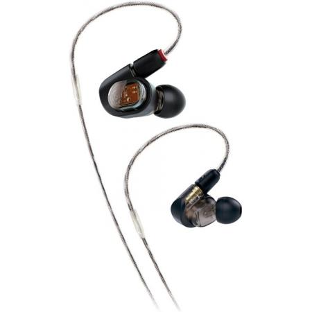 Audio-Technica ATH-E70 In-ear écouteurs Noir