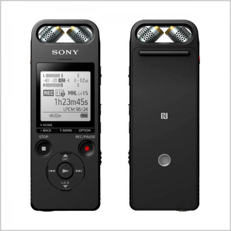 Sony ICD-SX2000 Voice Recorder with Bluetooth