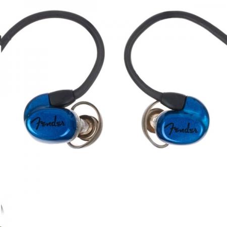 Fender CXA1 IEM Headphones Blue