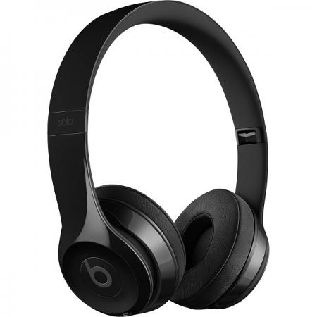Beats Solo 3 Wireless Over Ear Headphone Jet Black