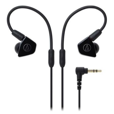 Audio-Technica ATH-LS50 Earphones Black