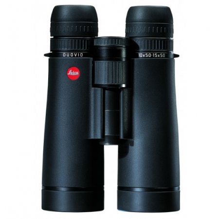 Leica Duovid 10 + 15 x 50 Binoculars