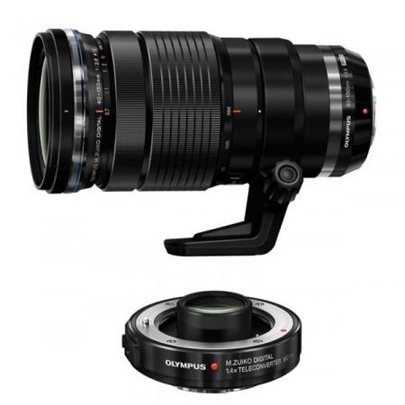 Olympus M.ZUIKO ED 40-150mm f/2.8 PRO + MC-14
