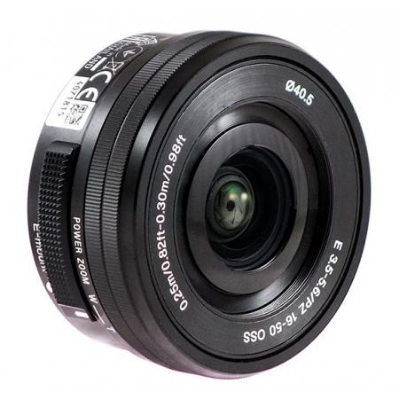 Sony E 16-50mm F3.5-5.6 PZ OSS / SEL-P1650