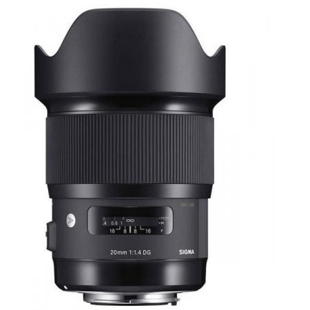 Sigma 20mm F1.4 DG HSM | A (Nikon)