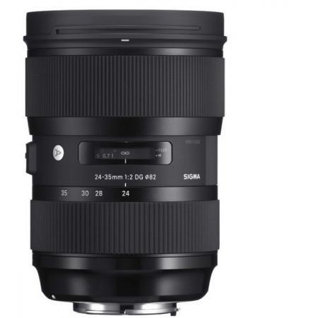 Sigma 24-35mm f/2 DG HSM | A (Canon)