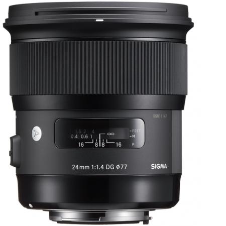 Sigma 24mm F1.4 DG HSM | A (Canon)