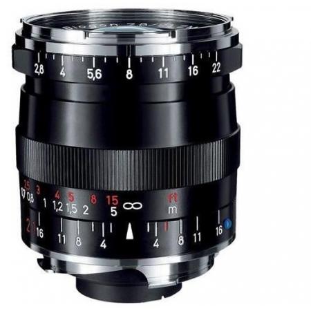 Carl Zeiss 21mm F/2.8 BIOGON T* ZM (Leica M) Noir
