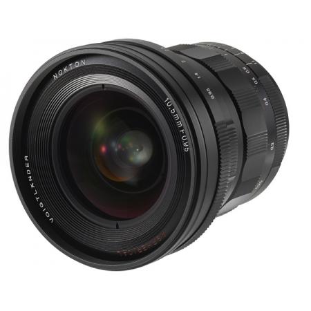 Voigtlander Nokiaton 10.5mm f/0.95 Aspherical (M3/4)