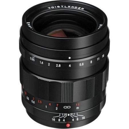 Voigtlander Nokiaton 25mm f/0.95 ASPH (M4/3)