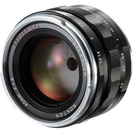Voigtlander Nokiaton 40mm f/1.2 Asph (Leica M)