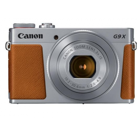 Canon PowerShot G9 X Mark II Argent