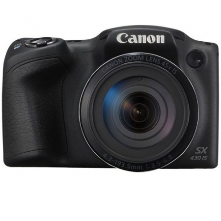 Canon PowerShot SX430 IS (Noir)