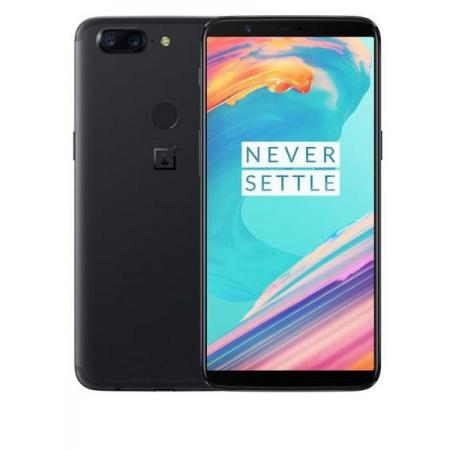 OnePlus 5T A5010 Dual 4G 128Go Noir