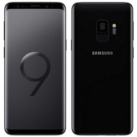 Samsung Galaxy S9 Dual Sim G960FD 4G 64Go Black