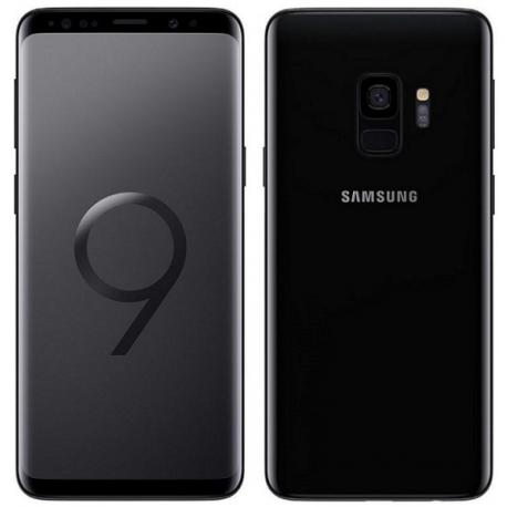 Samsung Galaxy S9 Dual Sim G960FD 4G 64Go Noir