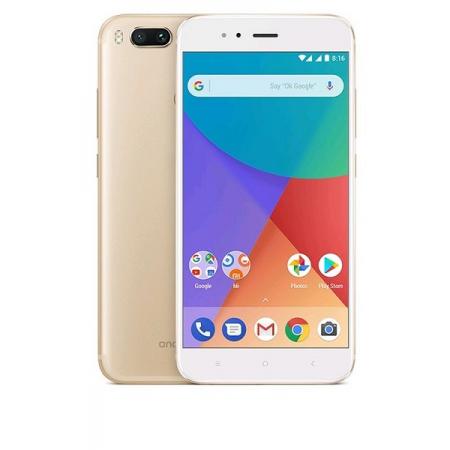 Xiaomi A1 Dual Sim 64Go Or (4Go Ram)