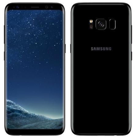 Samsung Galaxy S8 Dual Sim G950FD 4G 64Go Noir